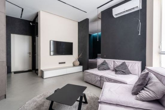 How to Decorate Black and White Living Room: 3 Easy Tips