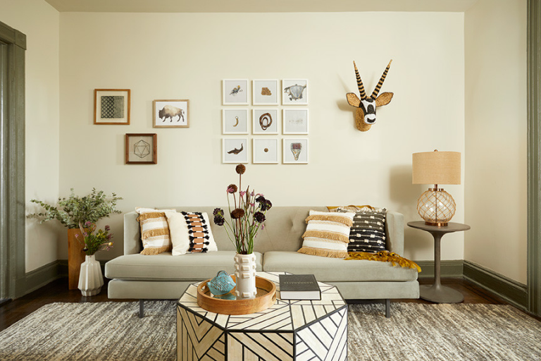 7 Design Ideas for the Apartment Living Room