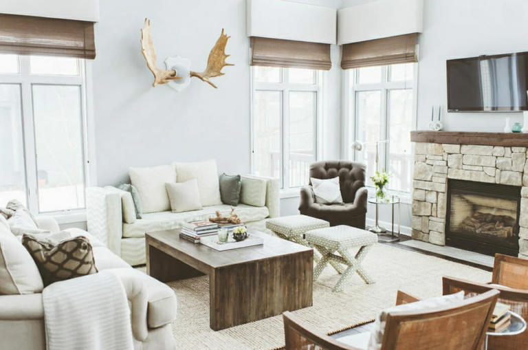 7 Farmhouse Living Room Ideas to Check Out