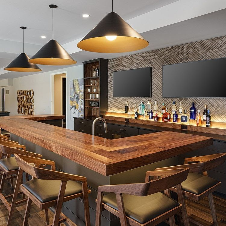 15 Living Room Bar Ideas That Are Perfect for Any Home