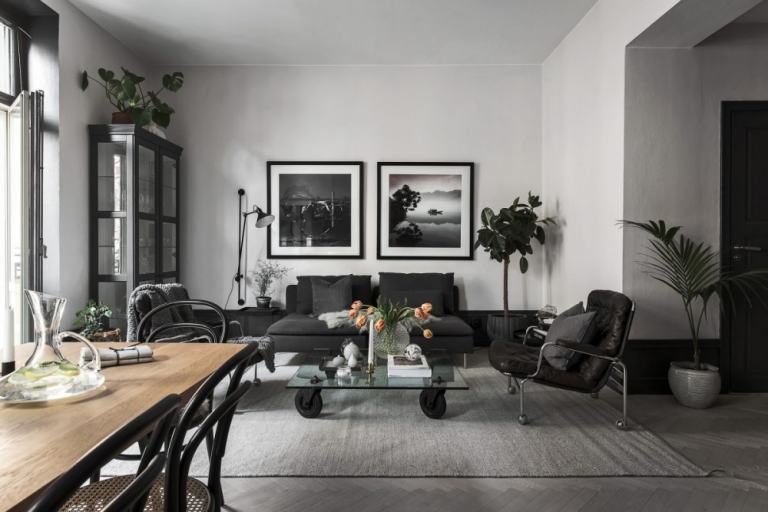 11 Ideas for Grey Living Room