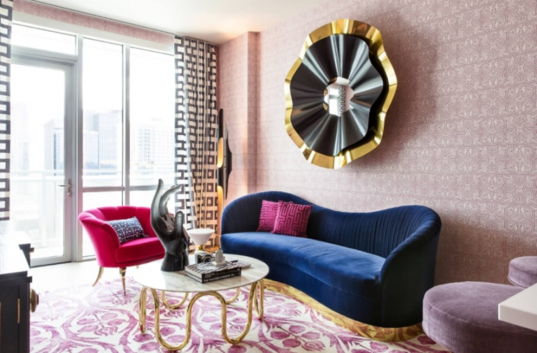 12 Living Room Wallpaper Ideas for your Next Renovation