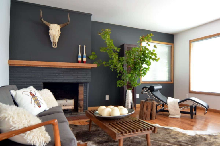 11 Living Room Ideas with a Fireplace