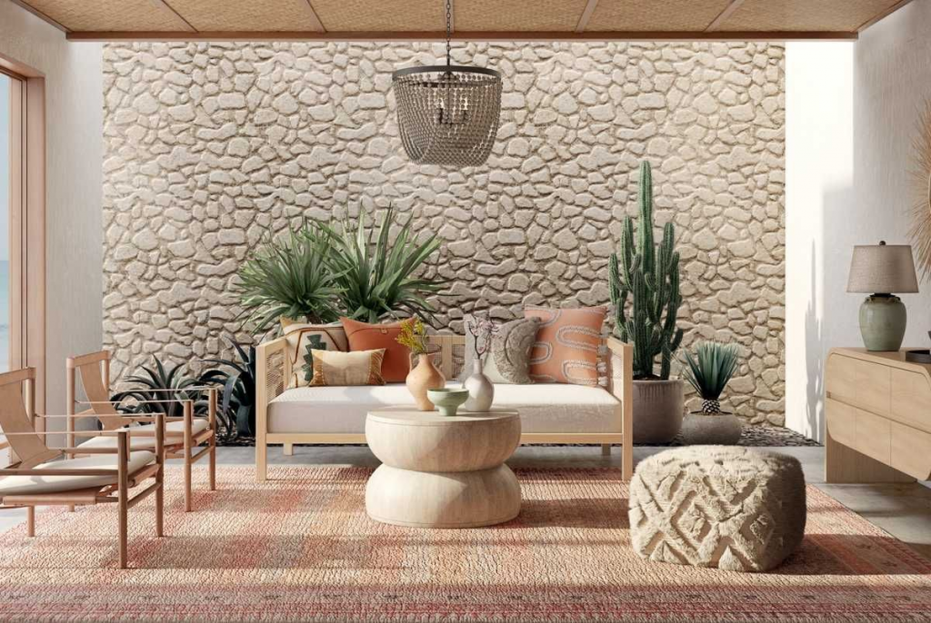Rustic Accent Wall