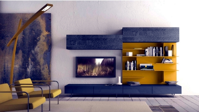12 Shelf Styling Ideas to Spice Up Your Living Room