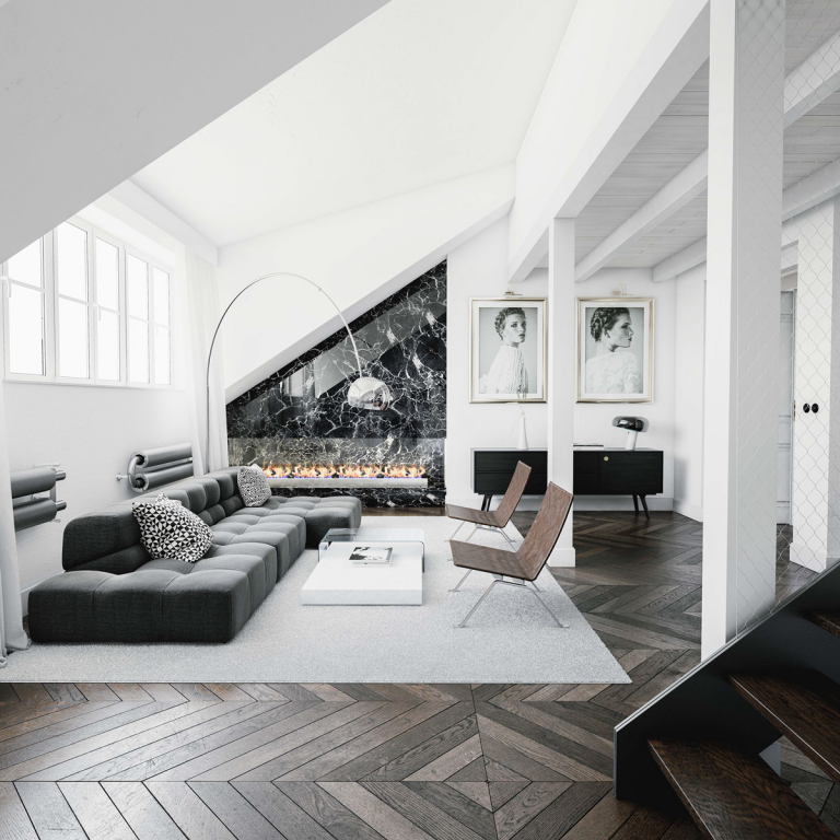 16 Black and White Living Room Ideas to Upgrade Your Sense of Style