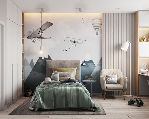 11 Teenage Boy Bedroom Ideas Your Son Would Approve of