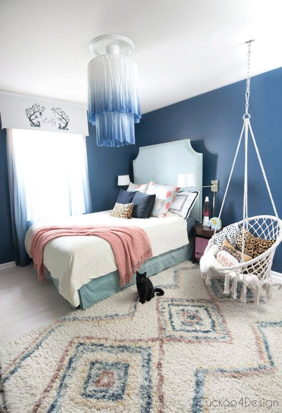 12 Teenage Girl Bedroom Ideas to Get Inspiration From