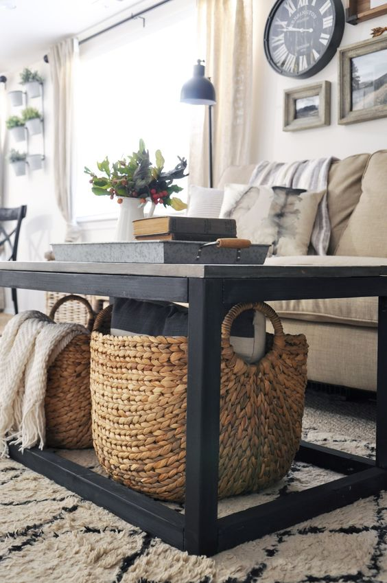 12 Blanket Storage Ideas  that are Space-Saving