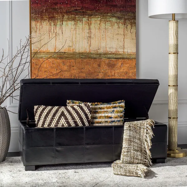 18 Blanket Storage Ideas Perfect to Spice Up the Living Room Aesthetic