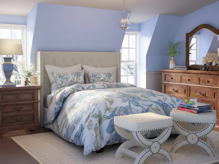13 Blue Bedroom Ideas to Induce a Peaceful and Compassionate Atmosphere