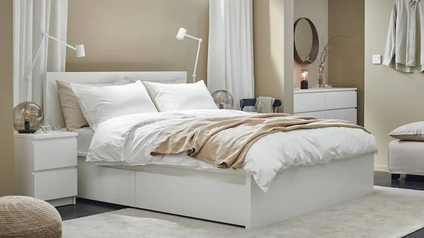 11 IKEA Bedroom Ideas for  Your Next DIY Project